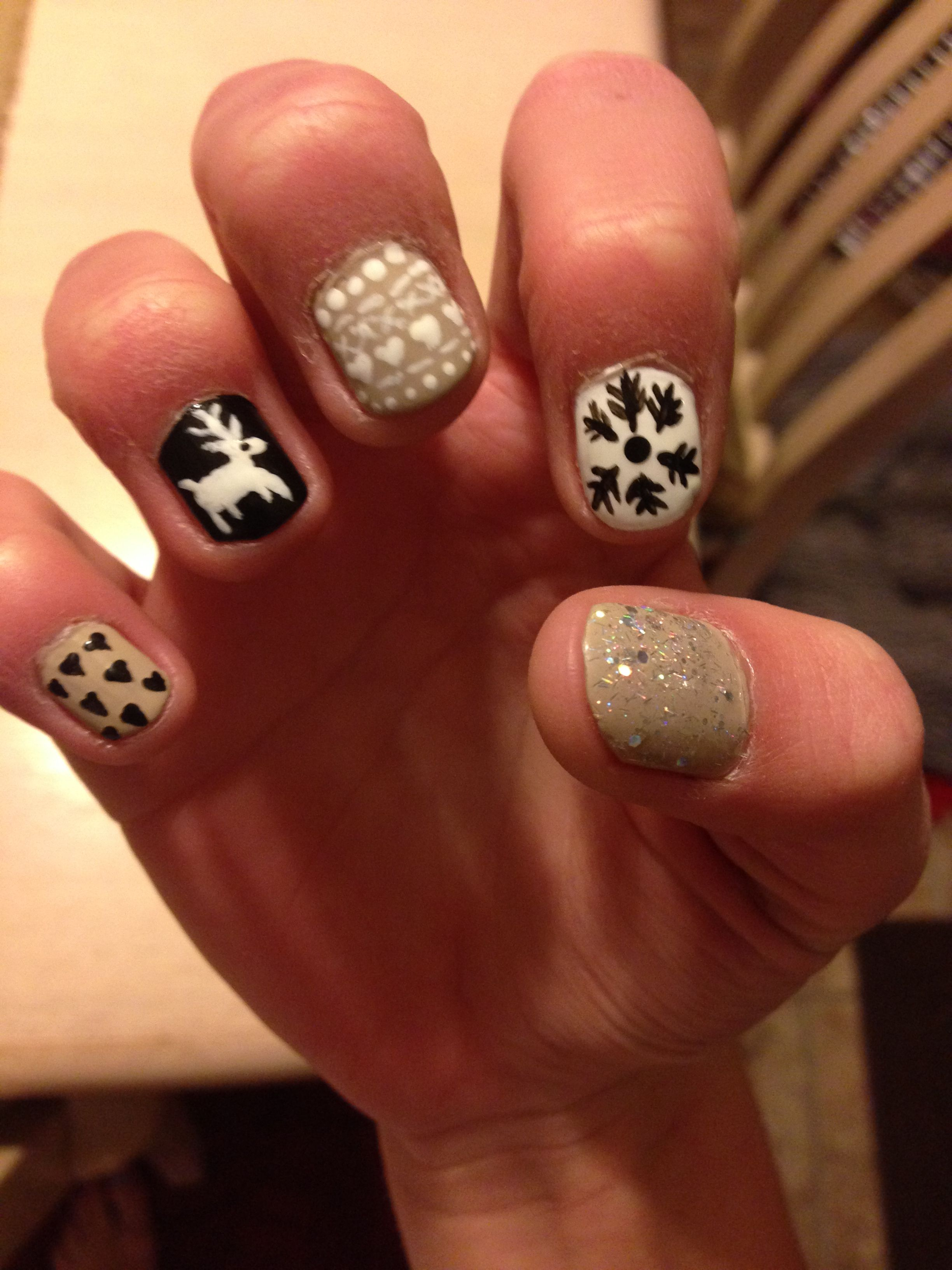 Love my nails so much! Thanks Mandy!! @Mandy Brooke