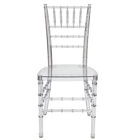 Clear Chiavari Chair From Pacific Isle Rentals On Maui Www Pirmaui Com Ghost Chairs Ghost Chair Clear Chairs
