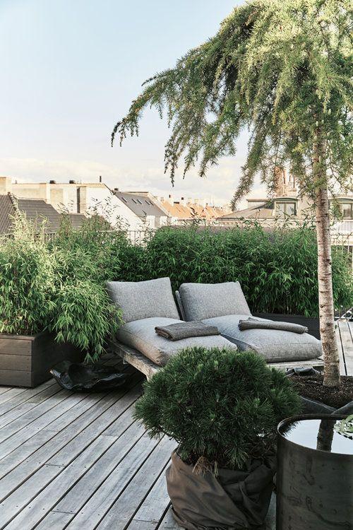 Rue Verte — Private Roof Terrace