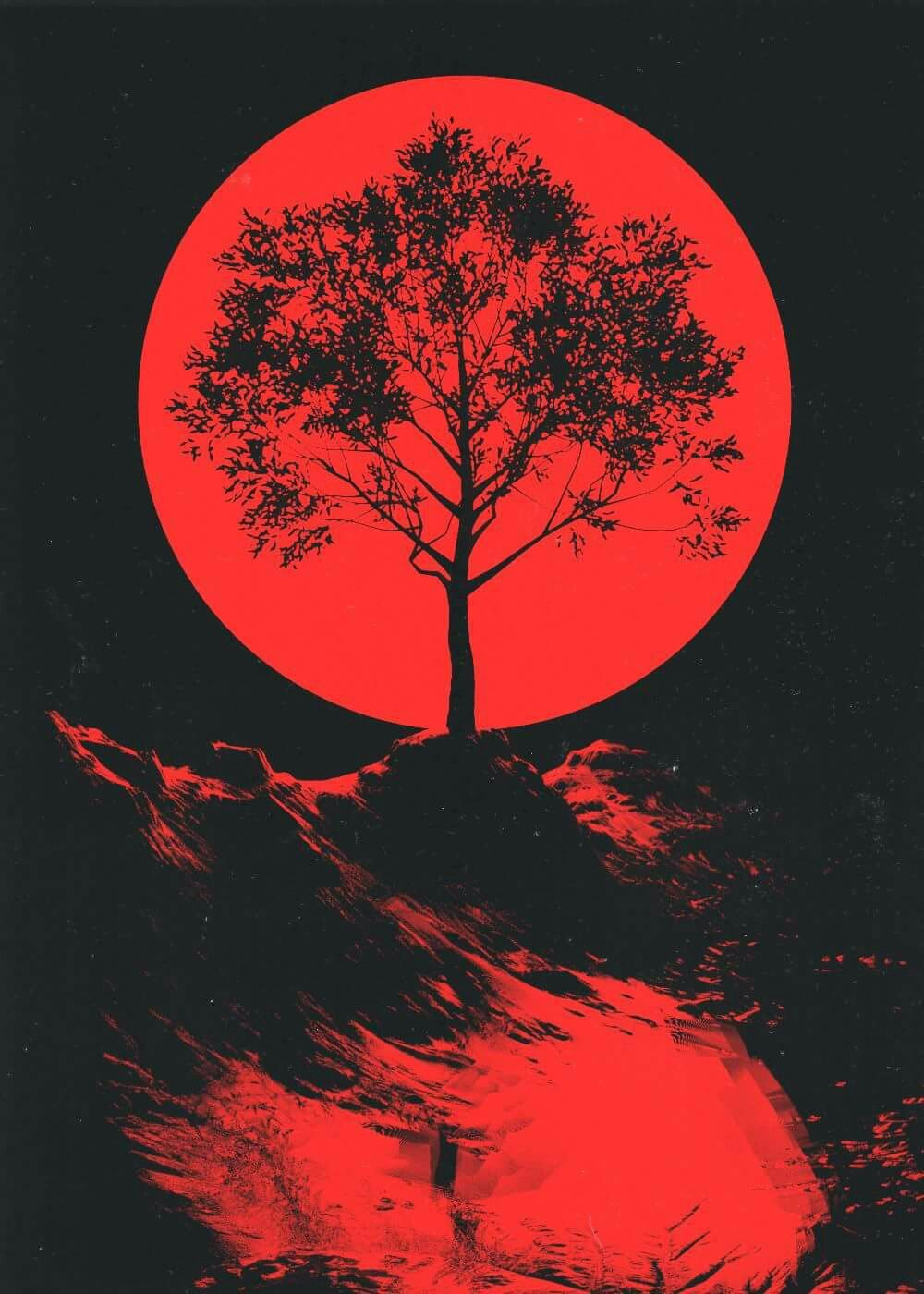 Pin By Thenewbegining On Art Dark Red Wallpaper Red And Black Wallpaper Dark Wallpaper