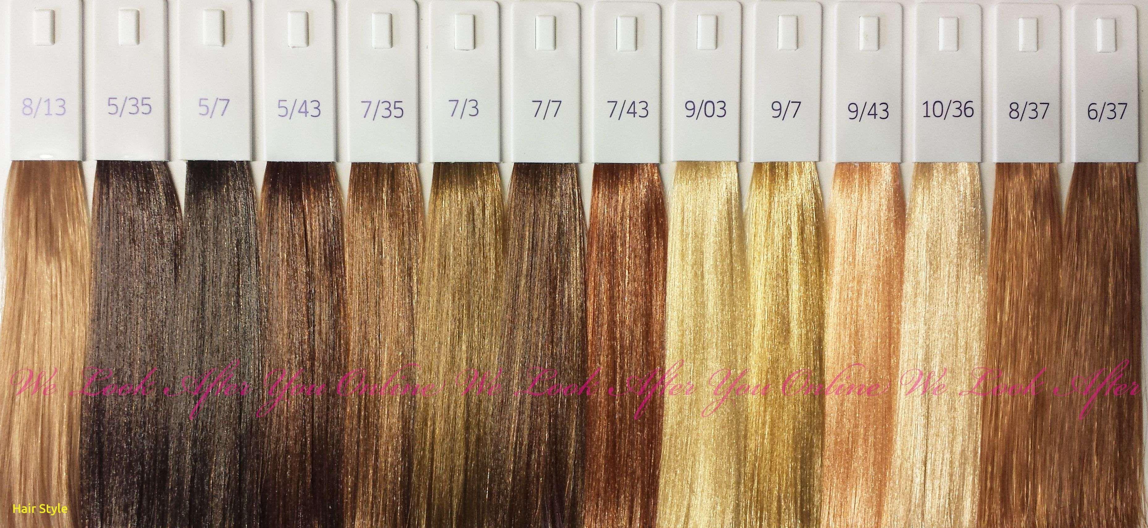 Wella haarfarbe 7 3