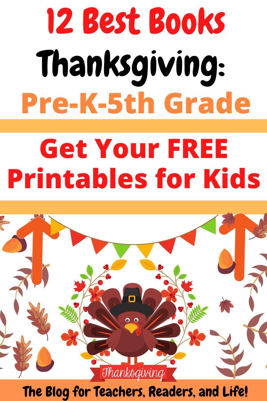 Twelve Terrific Children S Books For Thanksgiving Video Video Preschool Worksheets Third Grade Resources Kindergarten Literacy [ 1500 x 1000 Pixel ]
