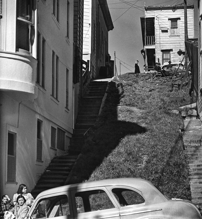 Fred Lyon San Francisco Portrait Of A City 1940 1960