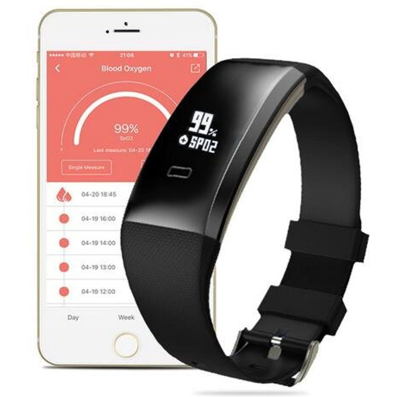 Intelligence Bracelet WP101 Smart Heart Rate Monitor Fitness