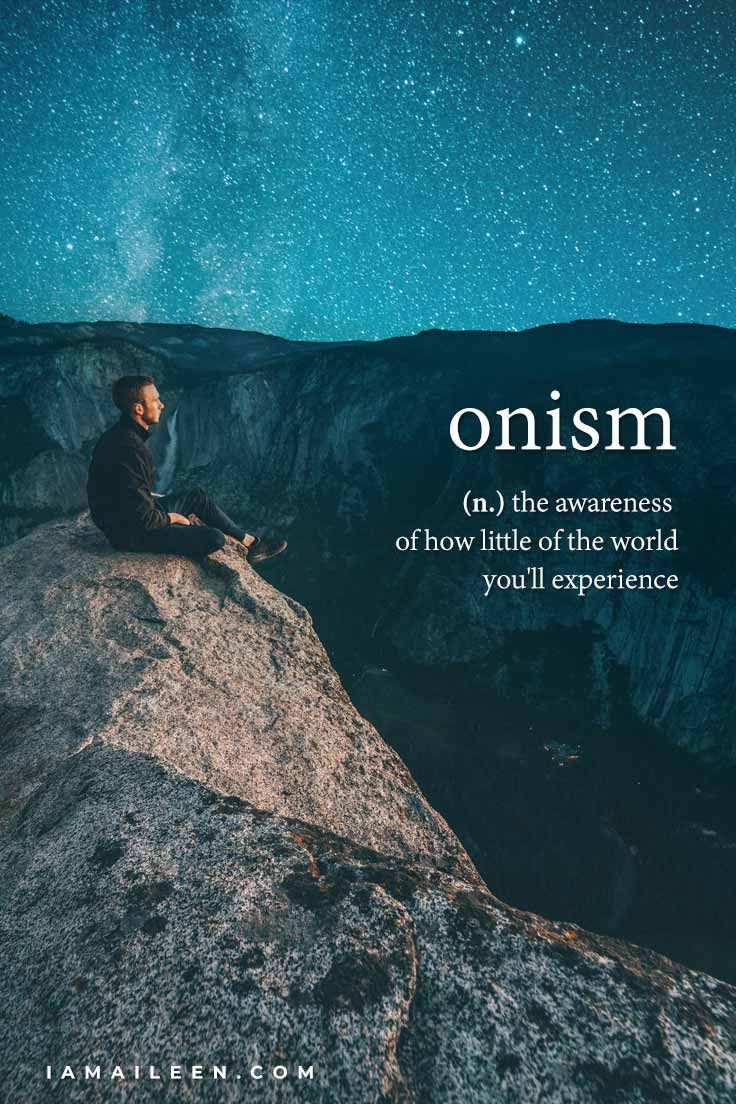 50 Unusual Travel Words with Interesting Meanings – I am Aileen