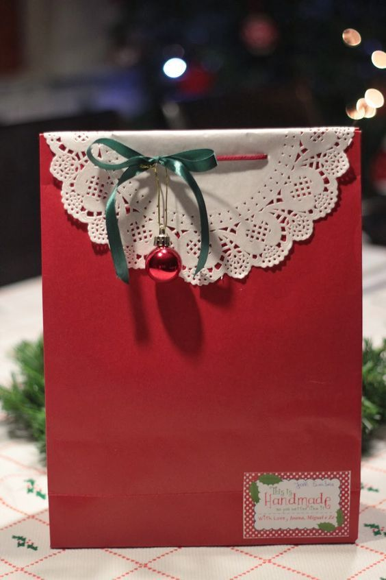 Envolturas originales para tus regalos de navidad el - Regalos envueltos originales ...
