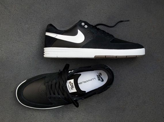 premium selection 5e08e a4436 Nike SB Paul Rodriguez 7 Black White...I want these!