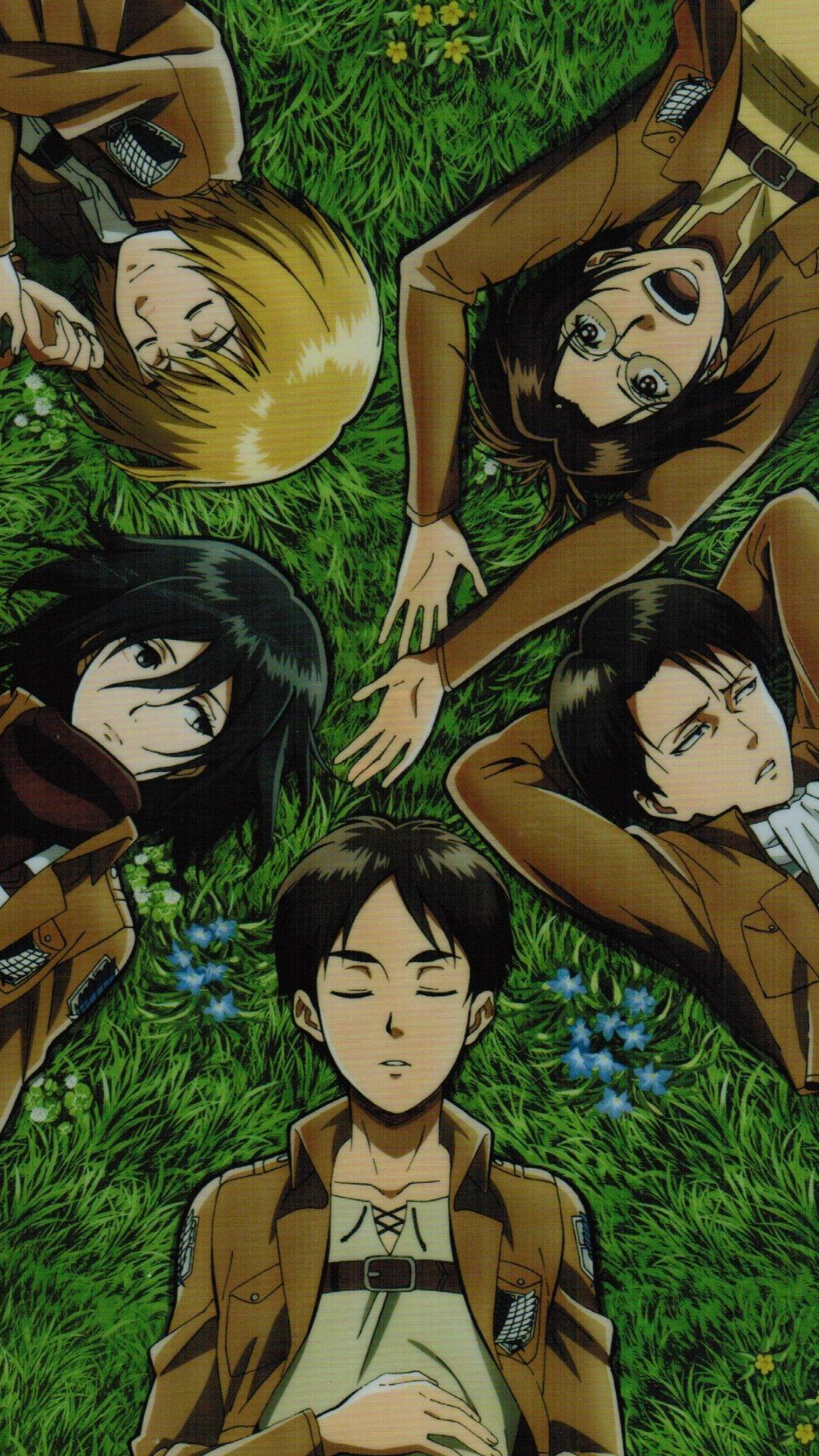 shingeki no kyojin Part 5 - NehDEF/100 - Anime Image