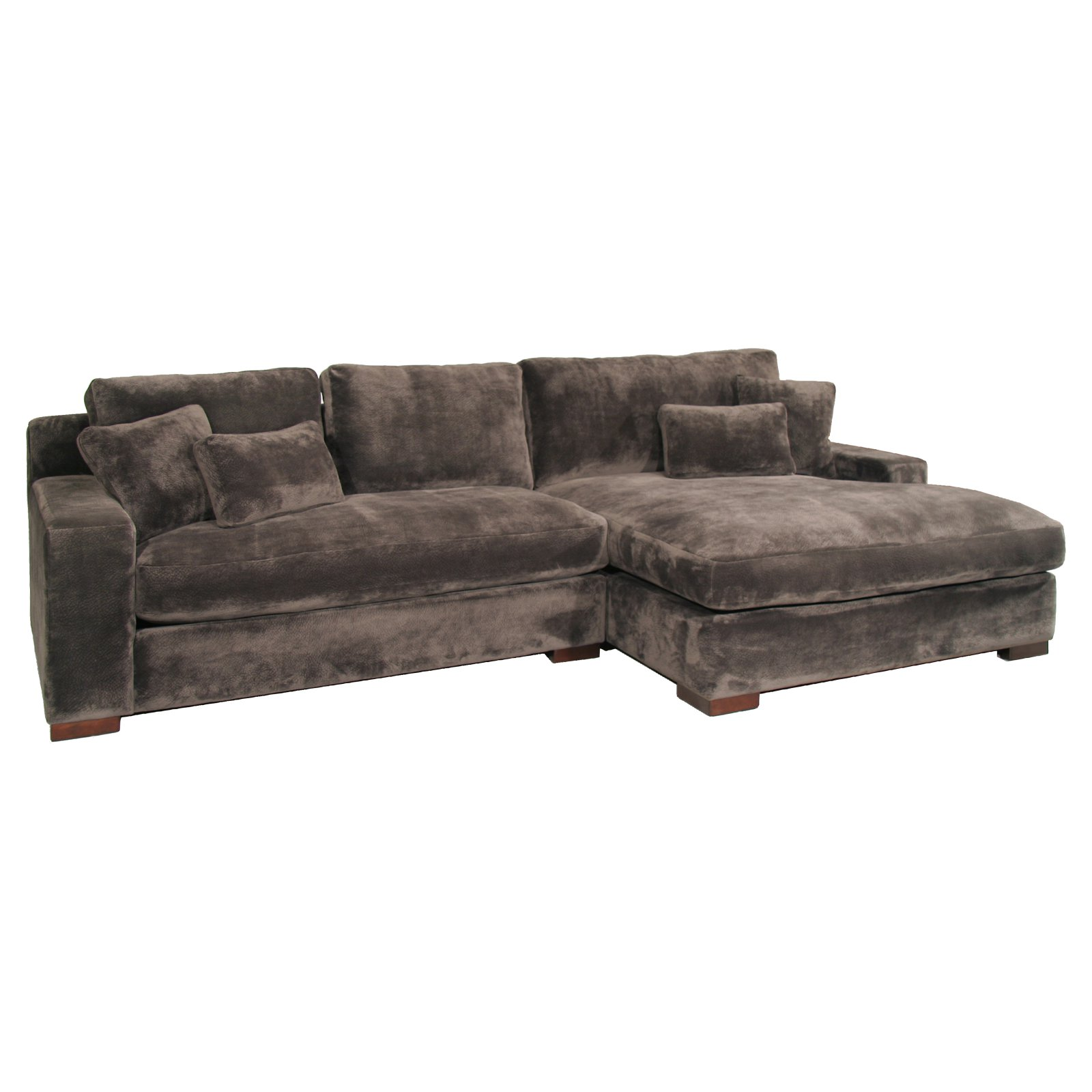 Fairmont Designs Doris 2 Piece Sectional Sofa Sectional Sofa 2
