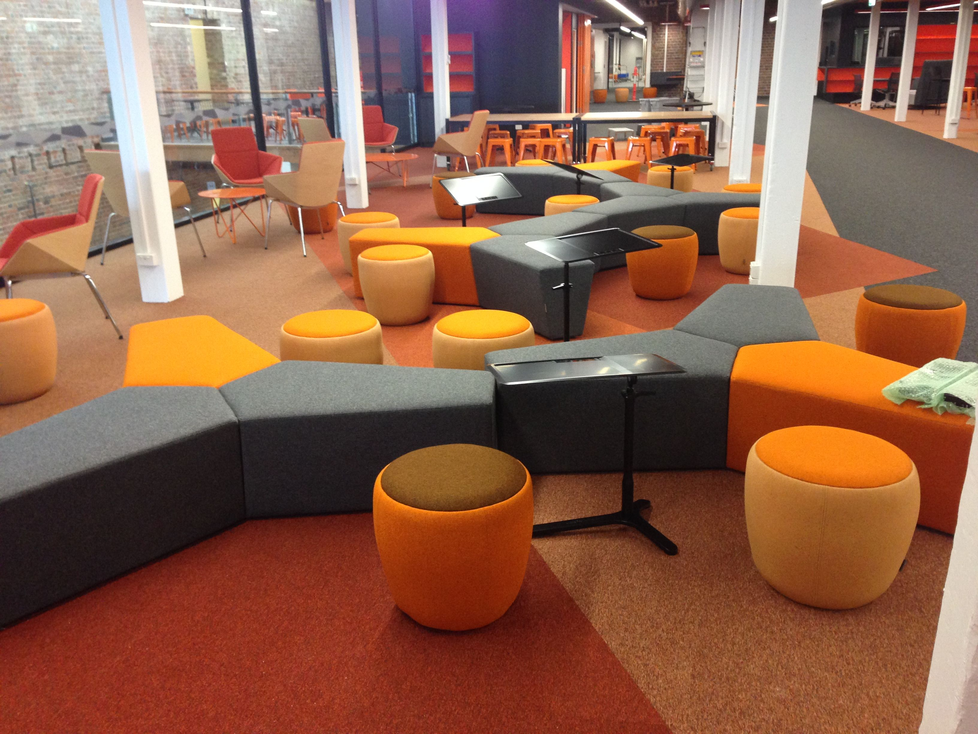 Honors College Study Lounge - Lied Library - Las Vegas, NV