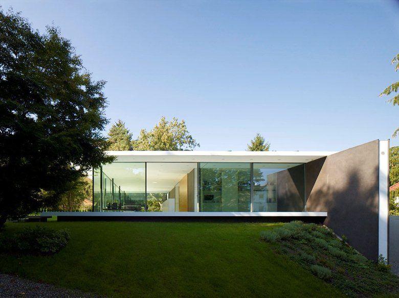 Residential building D10, Biberach, 2010 - Werner Sobek Stuttgart GmbH