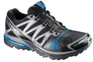 Salomon Xr Crossmax Neutral Cs Black Detroit Blue Men 125 47 Trekking Shoes Blue Man Sneakers