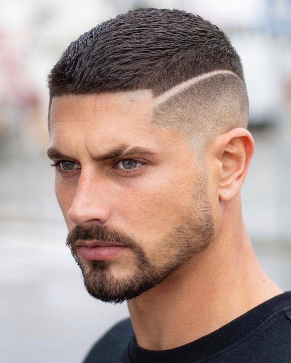 Get that tough look with your new barber today! EEVOY