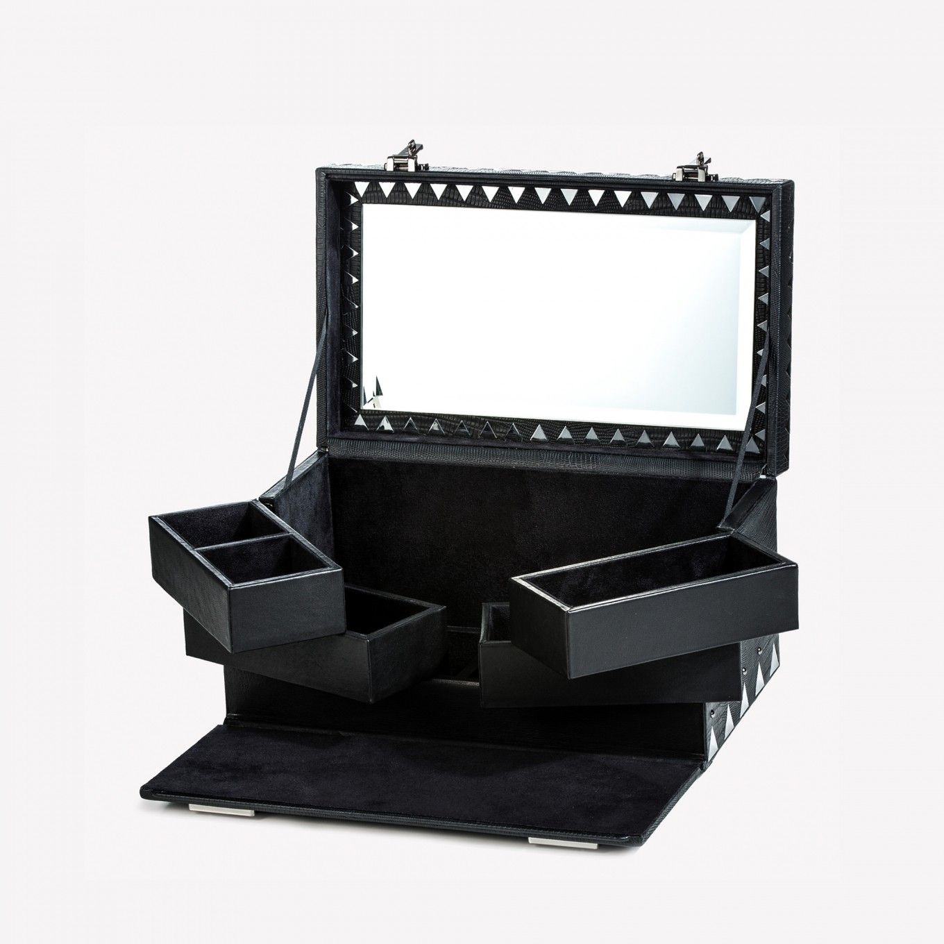 EDDIE BORGO JEWELRY BOX Black Eddie Borgo Jewellery boxes