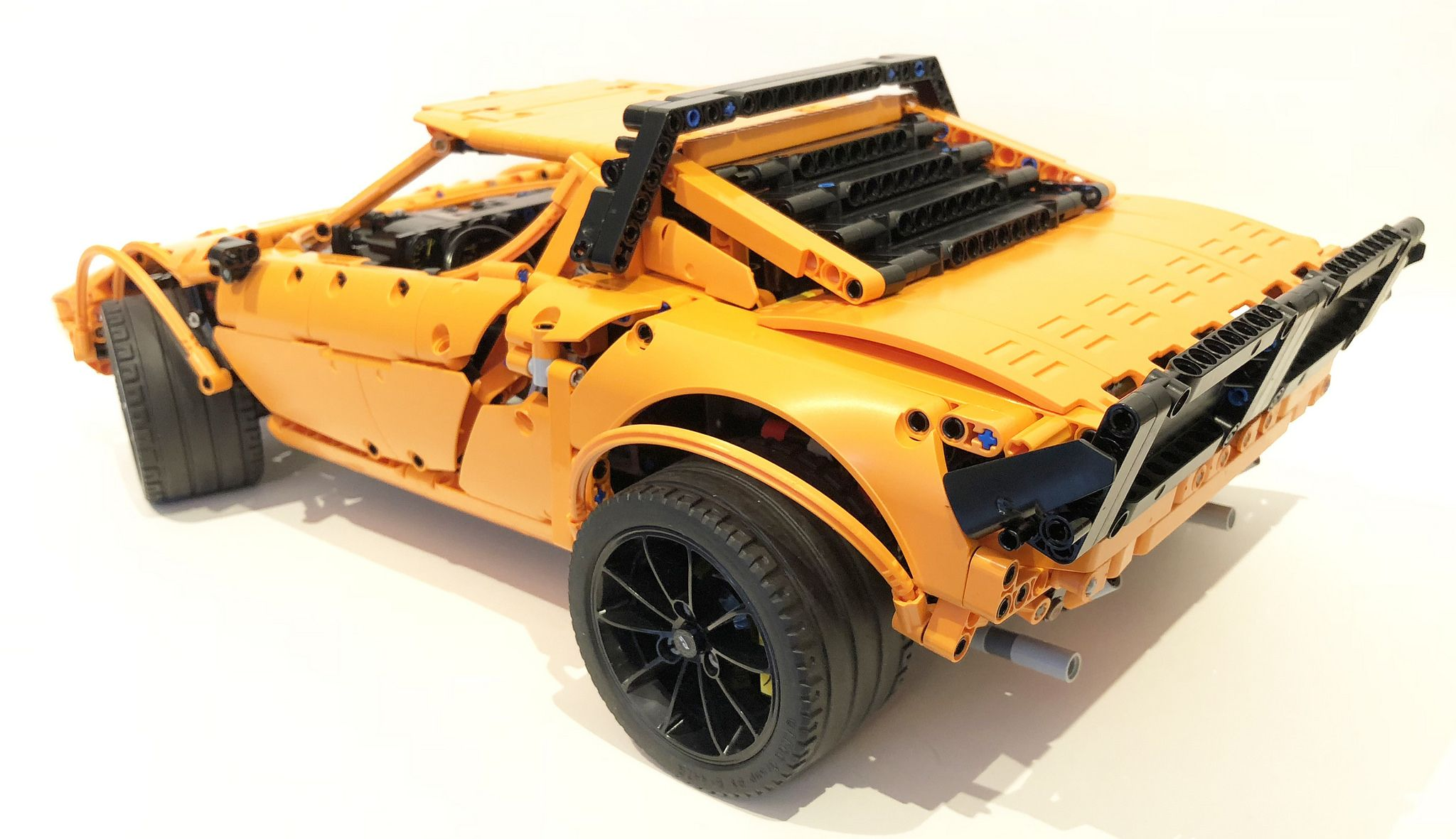 Lancia Stratos MOC Lego technic, Lego, Lego creations