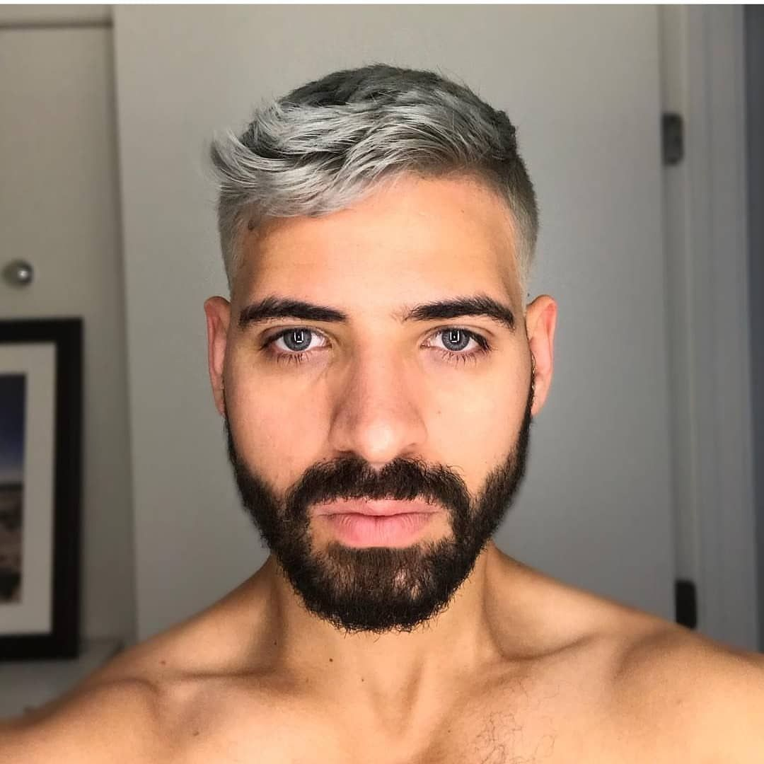 Platinum hair color boy weure obsessed with this platinum silver color kerri did and how