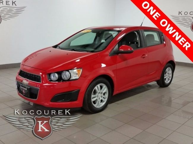 2012 Chevrolet Sonic Ls A6 Hatchback Chevrolet Sonic