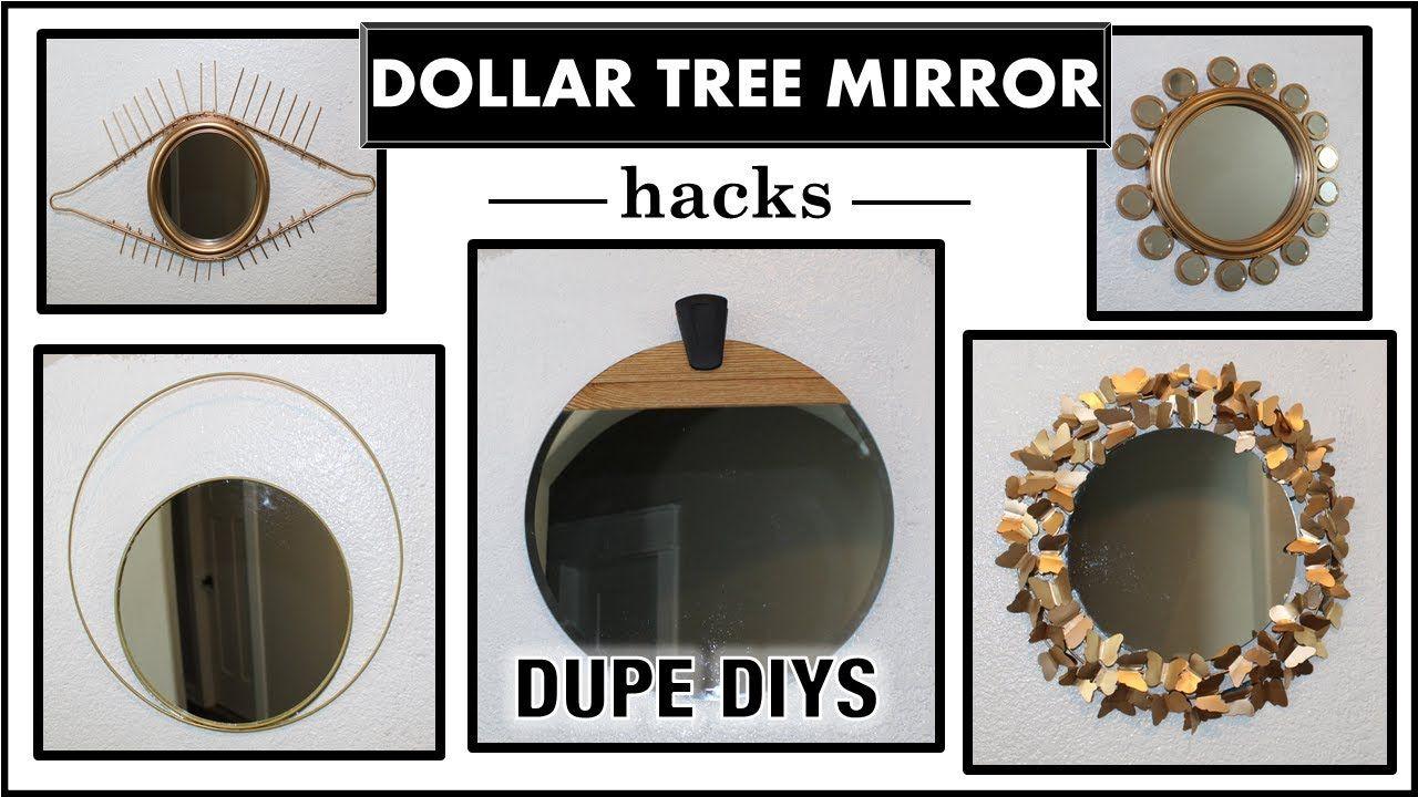 Dollar tree diy mirror dupes pottery barn urban