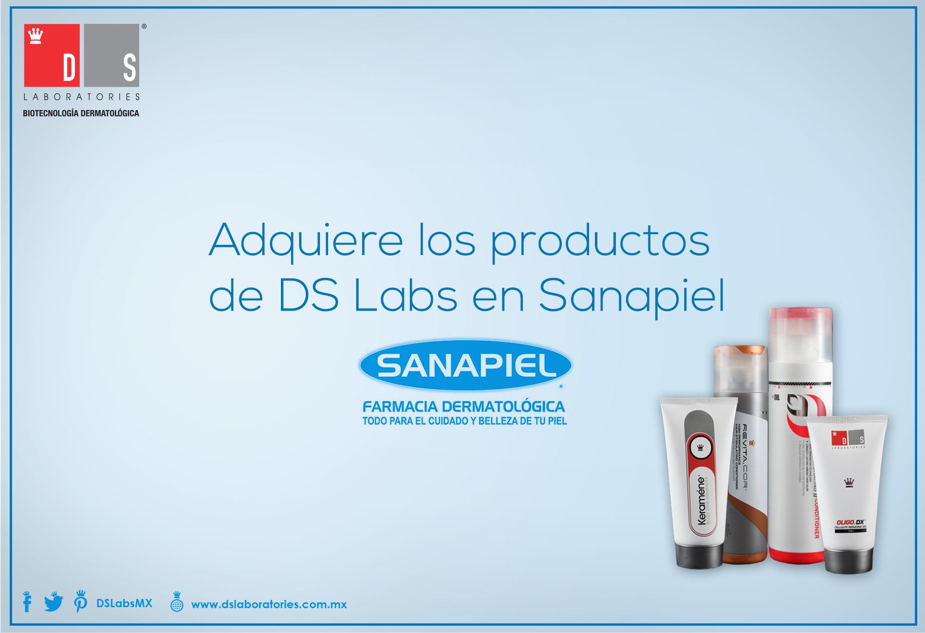 ¿Te encuentras en el estado de #Jalisco? También puedes adquirir nuestros productos en Sanapiel Farmacia Dermatológica.