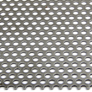 Order 0 03 Thick X 0 09375 Hole X 0 15625 Stagger Stainless Perforated Sheet 304 Round Hole Online Thickness 0 03 Hole Size 3 32 Stagger 5 32 Open Stainless Steel Sheet Stainless Perforated