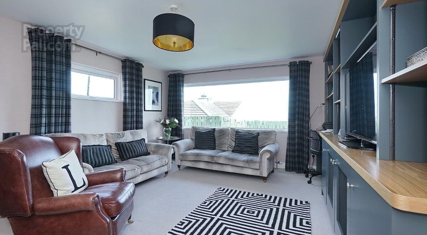 9 Knock Eden Park, Donaghadee livingroom Luxe living