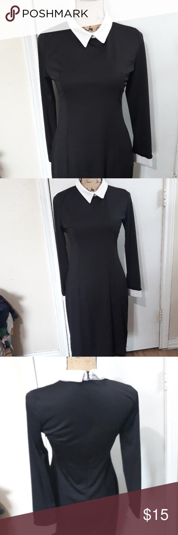 Black Dress Black Dress Cute Black Dress Dresses [ 1740 x 580 Pixel ]