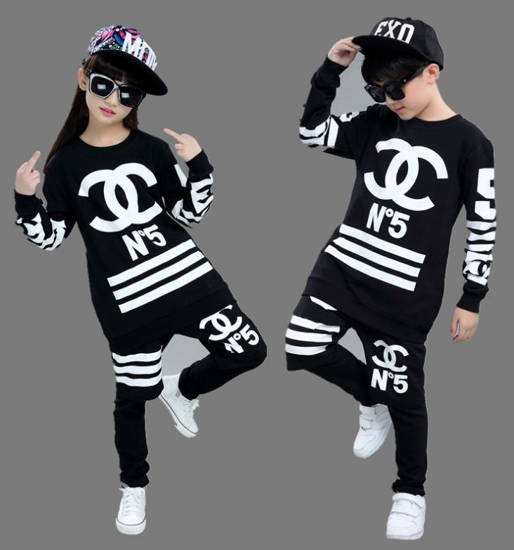 a0e8308787 Girls Boys Cool Ballroom Jazz Hip Hop Competition Costume Clothing ...