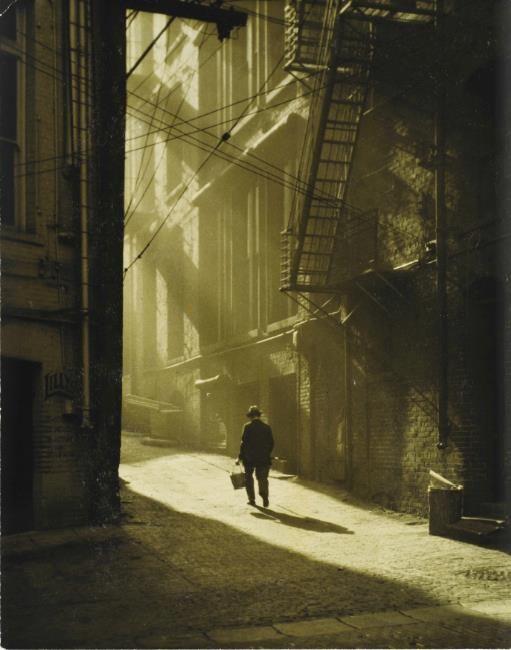 Kusutora Matsuki, - Sunlight in the Morning, 1929