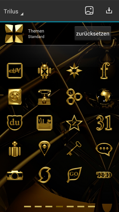 Next 3d Theme Trilus V2 35 Apk Theme Hd Icons Next