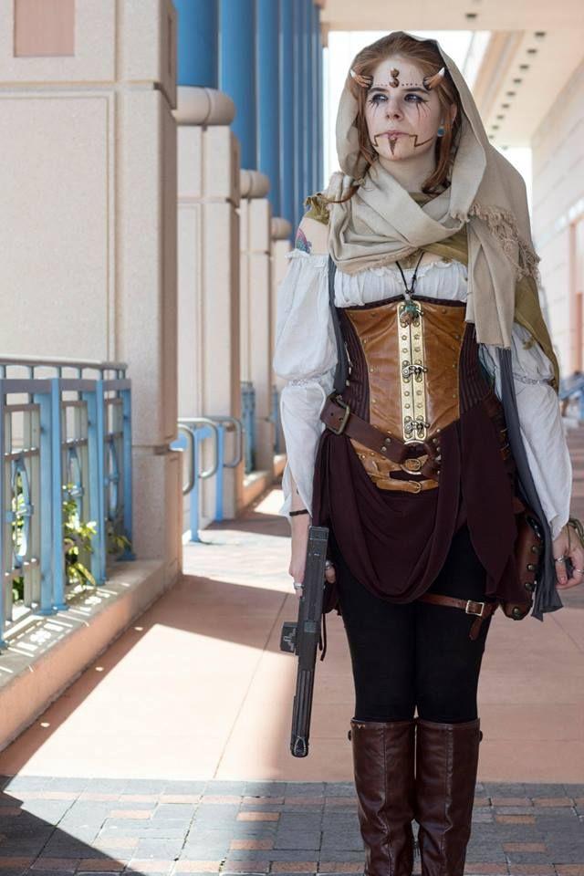 Zabrak Bounty Hunter Cosplay For MetroCon 2014 by ...