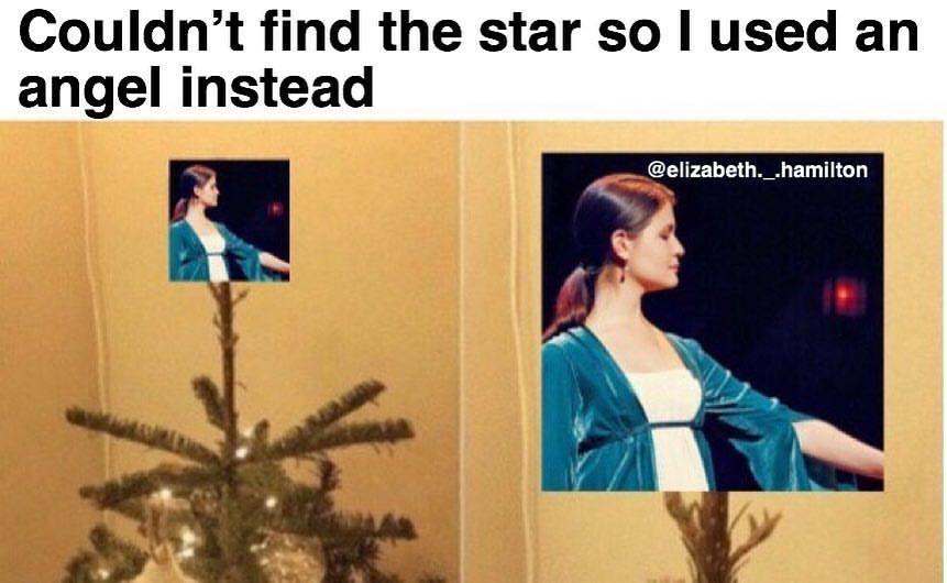 Hi I Post Hamilton Memes On Instagram Hamilmas Day 2 I M So Excited For Christmas H Hamilton Funny Hamilton Memes Hamilton Musical