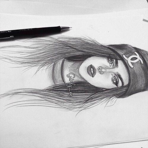 Amazing art beautiful cute draw drawing eyes drawing girls