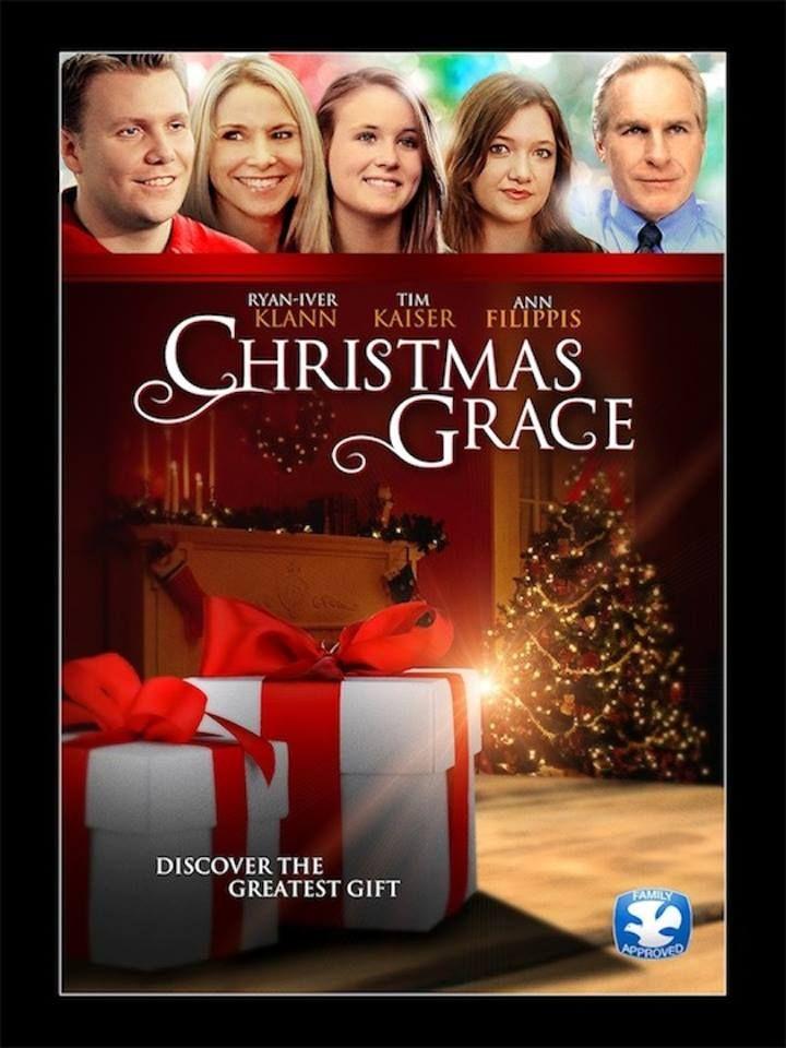 Christmas Grace Christian Movie Film On Dvd Cfdb Christmas Movies Christian Movies Hallmark Christmas Movies