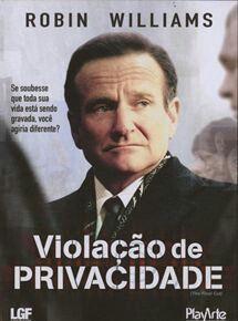 Violacao De Privacidade 2004 Robin Williams Com Imagens Capas