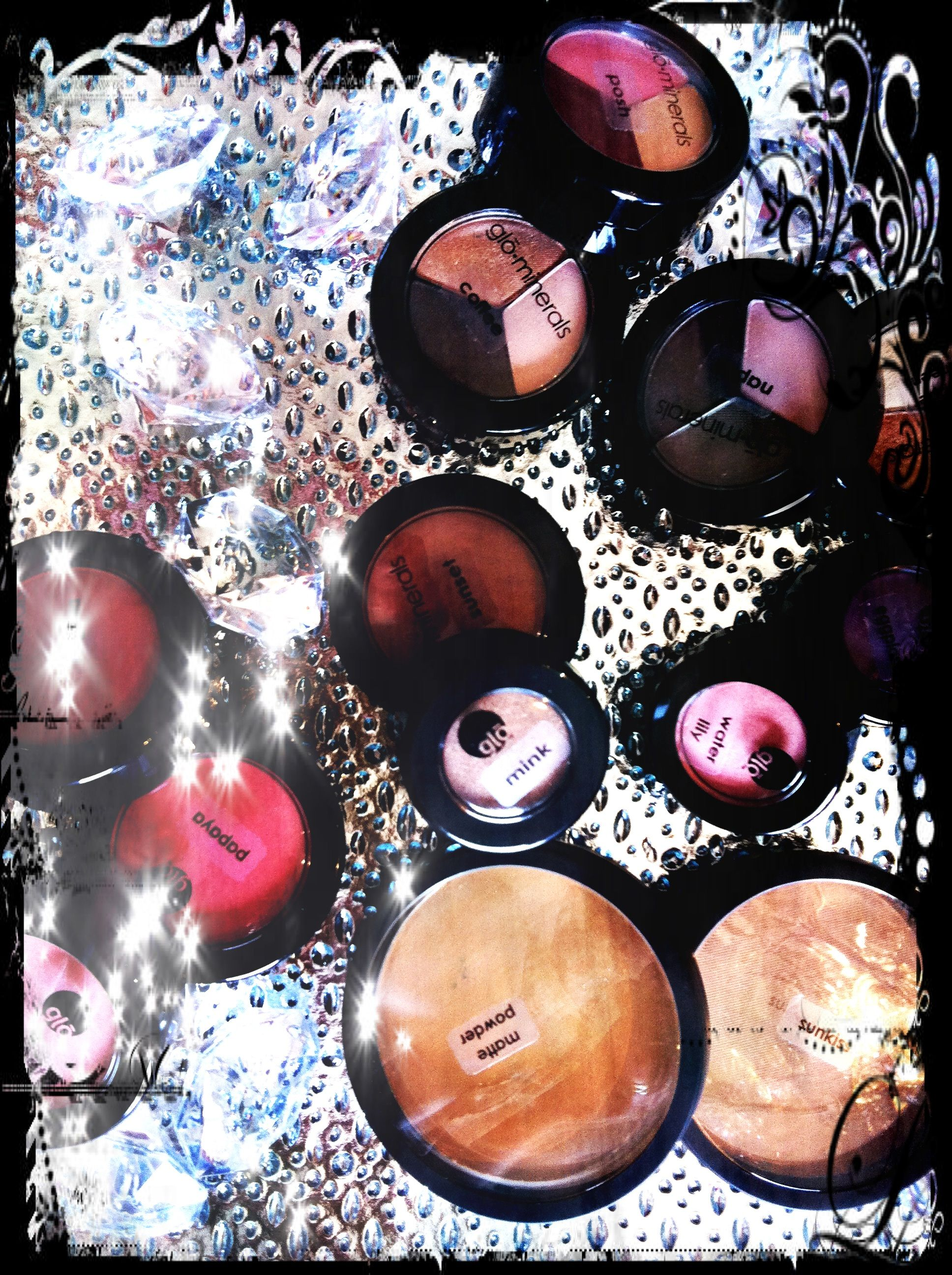 Glo Minerals, one of two new exciting additions to our