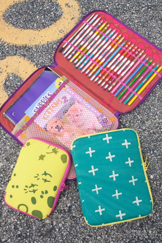 Creative Maker Supply Cases by SewSweetnessPatterns on Etsy