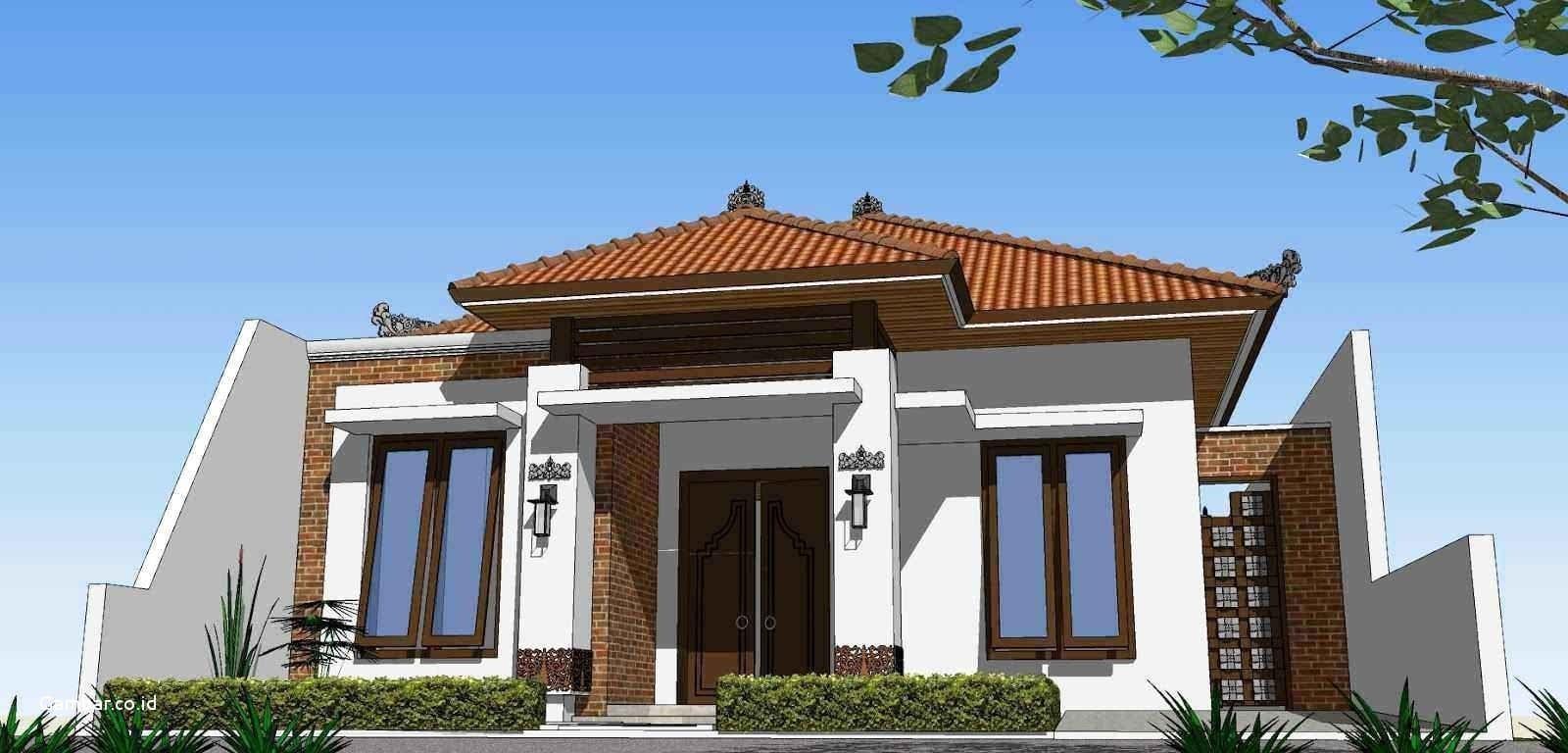 Rumah Klasik Classic Indonesia Modern Mewah Sederhana Asia Arsitek