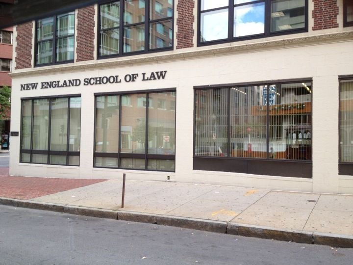 New England Law Boston New England England Law