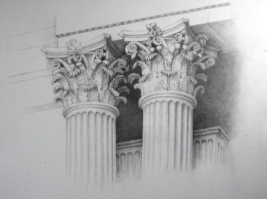 Roman Architecture Drawing roman architecture - google search | roman empire | pinterest