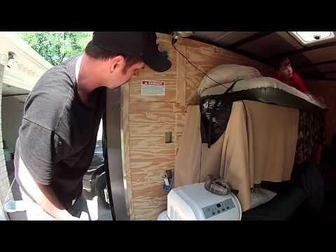 2 110v electrical wiring 6x10 enclosed trailer rh pinterest com Utility Trailer Wiring Harness Utility Trailer Wiring Harness