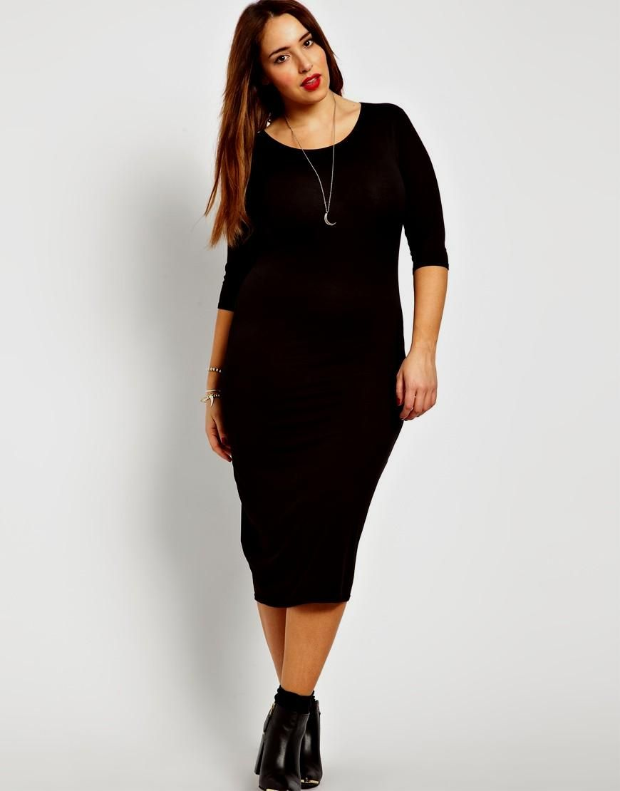 bodycon dresses online, bodycon maxi midi dress - missguided