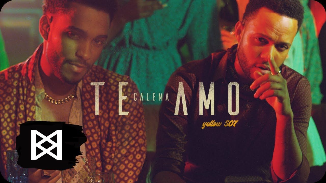Calema - Te Amo - YouTube em 2020   Te amo, Baixar musica