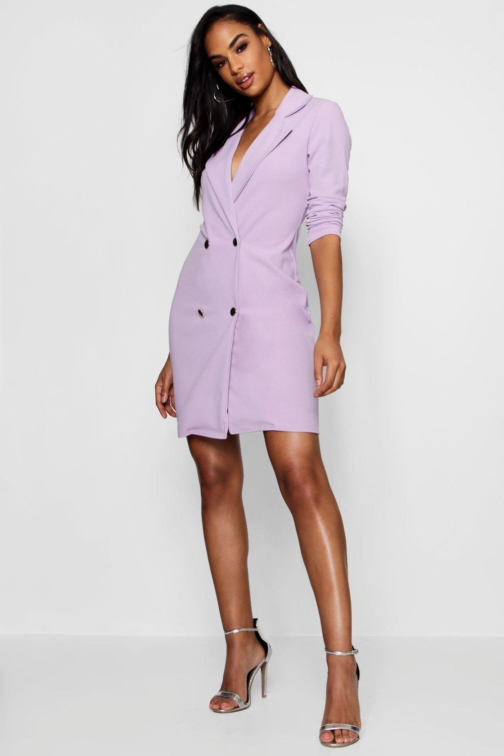 2b00ea7b Blazer Dress | Boohoo Price: $22 Estimated Delivery Aug 22, 2018 Website:  www.boohoo.com Comment: I bought it today and I don't regret it even though  I'm so ...