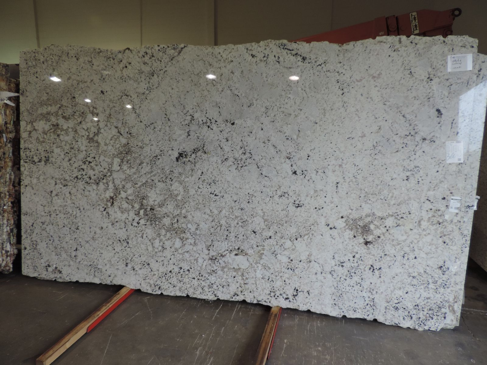 Learn About White Galaxy A Fine Gray And White Granite