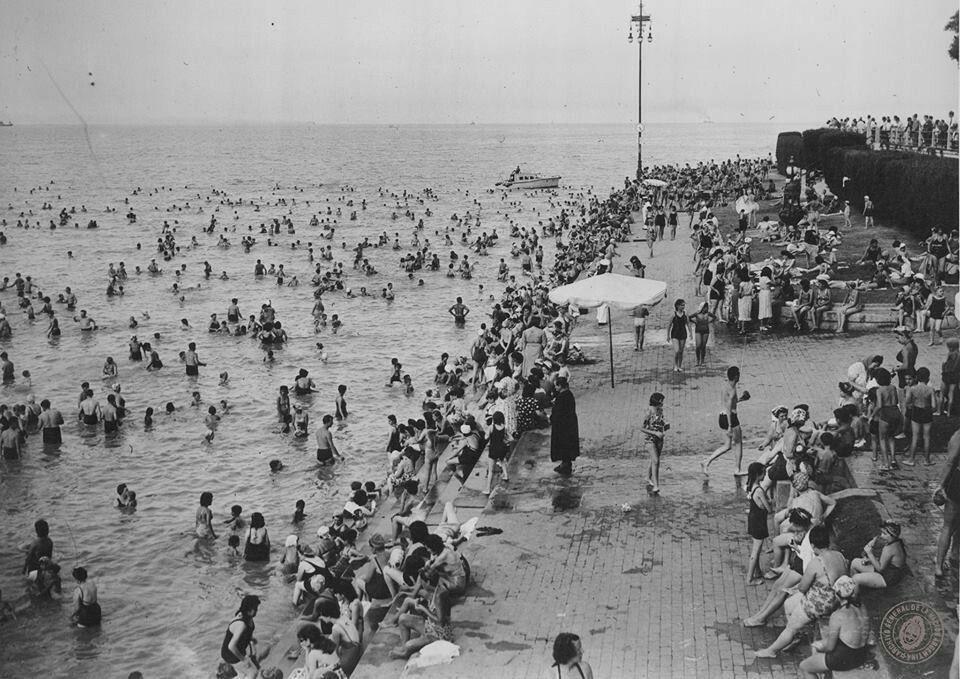 Balneario municipal 1944