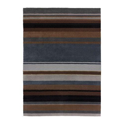 Stockholm alfombra pelo corto 170x240 cm ikea ikea - Ikea tappeti pelo corto ...