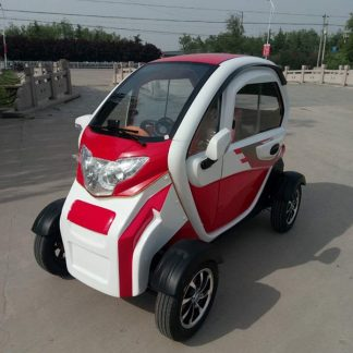 Enclosed 4 Wheel Eco Rider Mobility Scooter Scooter
