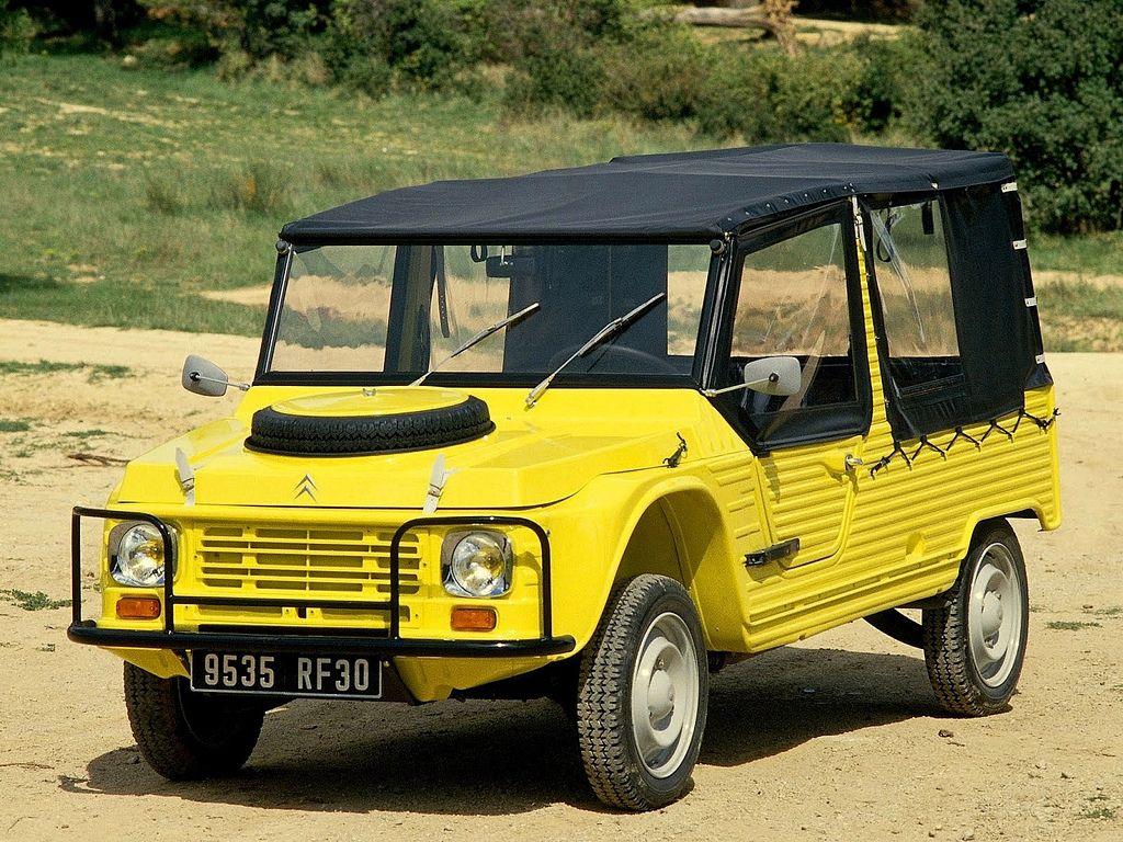 Citroën Mehari 4x4 | by Auto Clasico ========================= Bonjour, pour les…