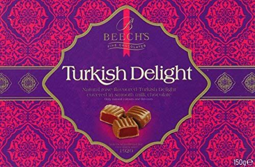 Beechs Turkish Delight 150 G Amazoncouk Grocery My
