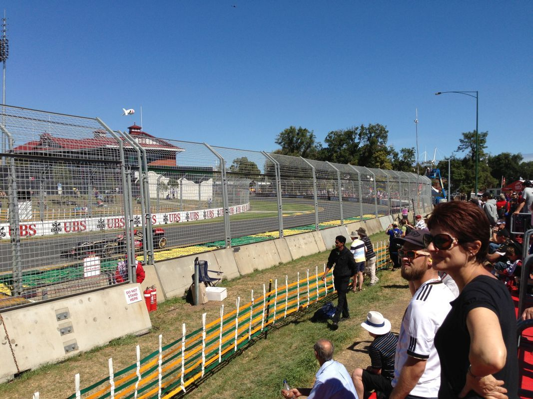 australian grand prix address